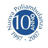 Presentato il sigillo dei 10 anni della Nuova Poliambulanza
