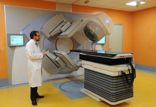 Radioterapia avvio dell'attività clinica da gennaio 2011