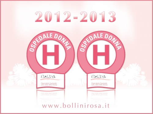 Assegnati i bollini rosa a Fondazione Poliambulanza