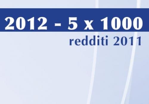 5 x 1000 2012 per le iniziative di Fondazione Poliambulanza