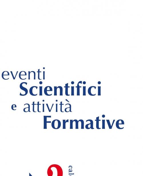 Pubblicato il Catalogo Eventi Formativi settembre - dicembre 2012