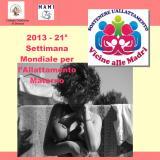 XXI Settimana Internazionale dell'allattamento