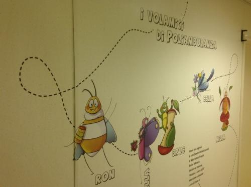 Corso ABIO per volontari U.O. Pediatria - incontro informativo