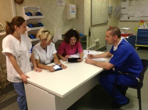 Master coordinamento professioni sanitarie - ammessi 2013 - 2014
