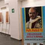 Vita di Paolo VI: mostra fotografica in Poliambulanza