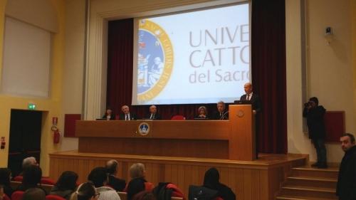 Inaugurazione a.a. 2014-2015 Corso di Laurea in Infermieristica