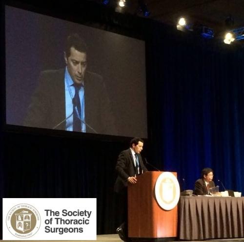 Fondazione Poliambulanza al 51° congresso della società americana di chirurgia toracica  (Society of Thoracic Surgeons)