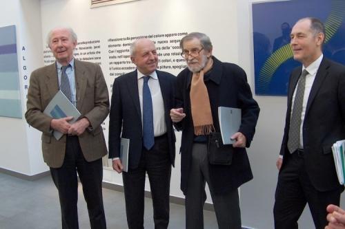 Calloni: inaugurata la mostra in Poliambulanza