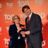 Il prestigioso riconoscimento Top Employers assegnato a Poliambulanza anche nel  2016