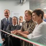 La Ministra Lorenzin ha inaugurato il nuovo Blocco Parto