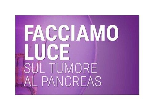 16/11: Poliambulanza si illumina di viola - Giornata Mondiale per la Lotta al Tumore del Pancreas