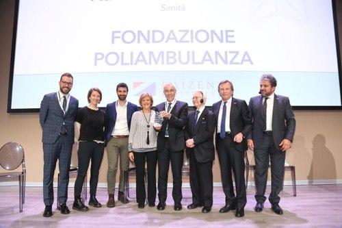 29/11: Consegnato a Poliambulanza il Kaizen Award per il miglioramento continuo