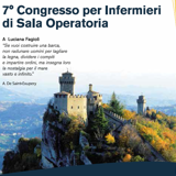 7° Congresso per Infermieri di Sala Operatoria il 29/30 settembre a San Marino