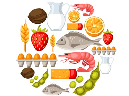 Sensibilità e intolleranza al glutine e al lattosio