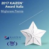 Kaizen Award Italia. Miglioramento continuo