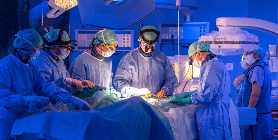 cardiochirurgia Brescia, l'unità operativa di cardiochirurgia.