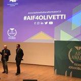 Progetto Live Webinar On Minimally Invasive Gastrectomy: primo classificato al concorso Adriano Olivetti
