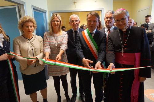 Fondazione Poliambulanza: inaugurata la nuova sede del Consultorio CIDAF di Travagliato per assistere sempre più giovani, coppie, famiglie e donne in attesa.
