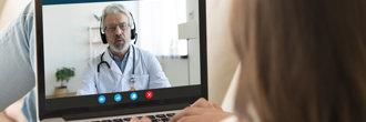 <strong> Visita medica online</strong><br/> Lo specialista, <br/> senza andare dallo specialista.