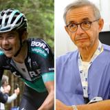 Il ciclista Formolo operato in Poliambulanza dal Dr. Terragnoli