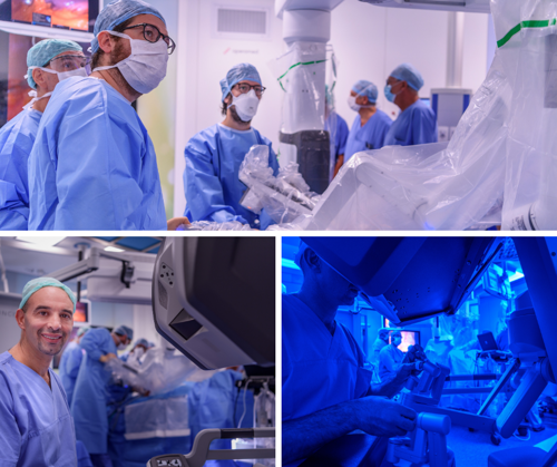 In Poliambulanza arriva il Da Vinci Xi, robot top al mondo per interventi mininvasivi.  In uso anche per pancreas e fegato.