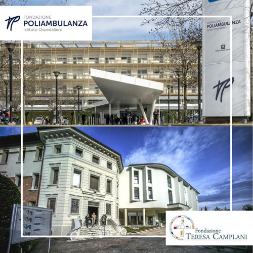Poliambulanza e Fondazione Teresa Camplani insieme per riprendere interventi chirurgici a bassa complessità in era Covid