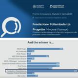 Premio Innovazione Digitale in Sanità 2021: il primo posto va a Poliambulanza