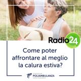 I consigli del dr. Rozzini, geriatra presso Poliambulanza, per affrontare al meglio la calura estiva